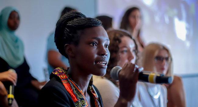 Belinda at HRFN Conference
