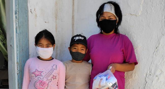 Children of Tien-Shan's COVID-19 response