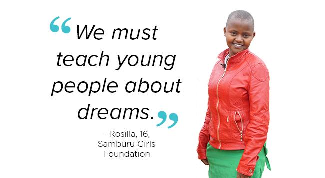 Rosilla's Story