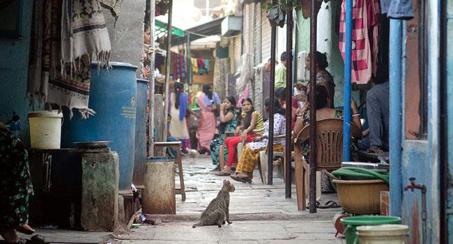Sonapur street scene
