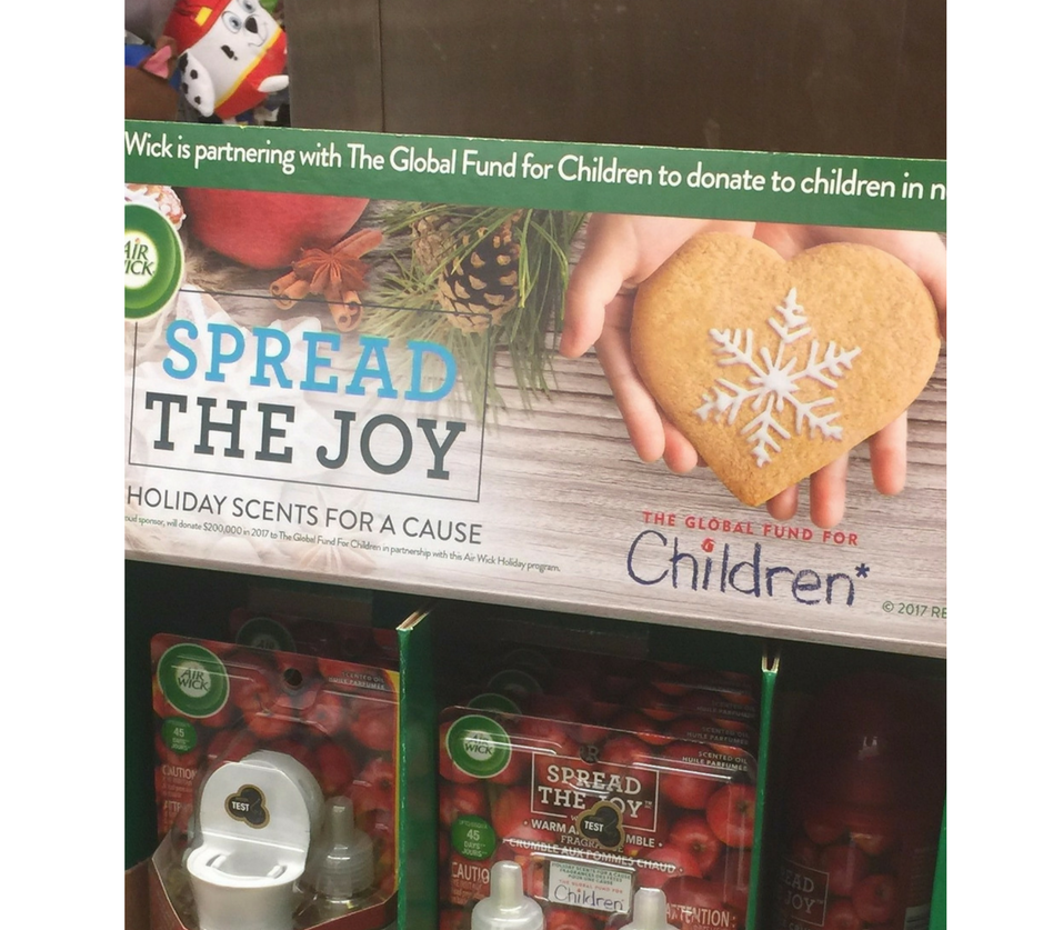 Spread the Joy-GFC